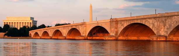 image of memorial bridge